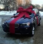 Фото машины в подарок 13