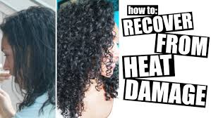 How To Get Curl Pattern Back Simple Inspiration