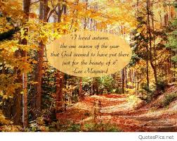 Beautiful Fall Quotes Best of Thebestfallquotesthisquotefromleemaynardaboutautumnisso