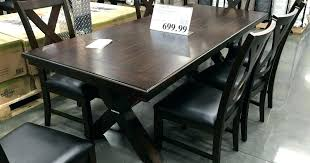 9 piece farmhouse dining set full size of 9 piece square dining table set room round