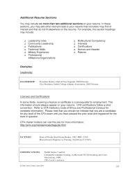 Remarkable What To Add In Resume 23 For Your Sample Of Resume With What To  Add
