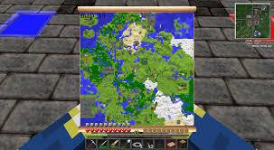 journeymap map for minecraft   minecraft  mods