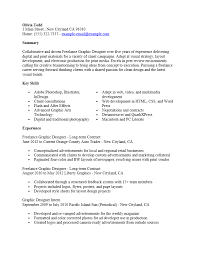 Sample Resume For Web Designer New Web Designer Resume In Word Format
