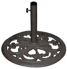 best patio umbrella stand
