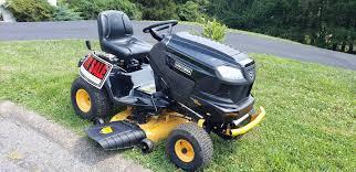 2016 craftsman t8000 pro series lawn
