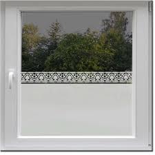 Fensterfolie Sichtschutzfolie Sonnenschutzfolie Wecke Design