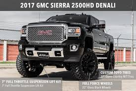 Custom Lifted GMC Sierra & Sierra Denali Trucks For Sale