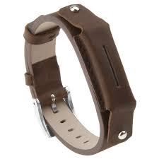 fitbit flex 2 leather bracelet band