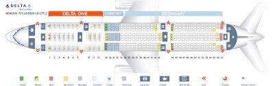 777 seating chart