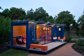 Converting Shipping Containers Into Homes In A Container Converted Into .