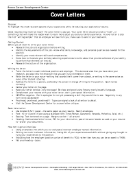 Career Change Cover Letter Stand Out Personal Profile And Covering