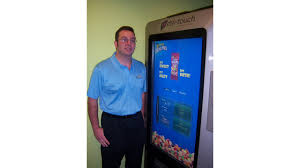 Diji Touch Vending Machine Impressive Beta Test Brings Strong Results For Interactive DijiTouch Machine