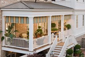 Different Ideas For Covered Back Porch  Bistrodre Porch and Landscape Ideas