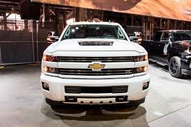 2017 Silverado HD Gets New Diesel Engine, New Colors And More | GM ...