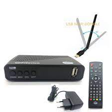 FREEVIEW MYTV DVB-T2 Digital Receiver Decoder Tv Box Free HDMI Cable MYTV  Myfreeview Decoder Full Set Combo With Antenna UHF TV Decoder Dekoder MY TV  DVB T2 Digital Signal HDTV Receiver DVB