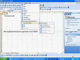 Ms Excel Learn Ms Excel 2007 Theory Complete Learning Of Computer