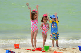 Family Beach Pictures Shore Excursion Family Beach Escape Yucatan Progreso Mexico