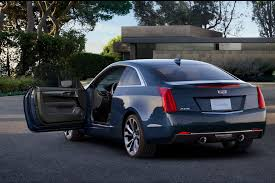 2015 Blue Cadillac ATS Coupe - Door Opened by ROGUE-RATTLESNAKE on ...