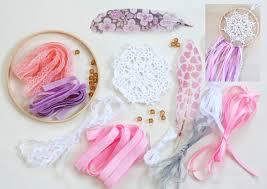 Dream Catcher Kits For Kids Best DIY Kit Dreamcatcher Do It Yourself Dreamcatchers Kids Craft Etsy