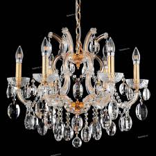 <b>Люстра</b> подвесная хрустальная <b>Crystal Lux Hollywood</b>, 6 ламп ...