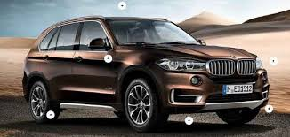 bmw suv models 2015