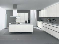 modern white kitchen design. Exellent White Kitchen Idea Of The Day Modern White Kitchens By ALNO AG On White Kitchen Design H