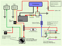 arb air locker wiring diagram wirdig arb air locker pressor wiring diagram in addition arb air locker