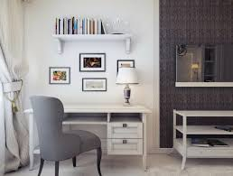 Small White Bedroom Chair Astounding Image Of Small White And Gray Bedroom Decoration Using