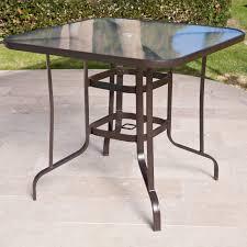 Furniture 5 Piece Bar Height Patio Set