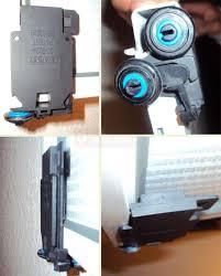 customer image of their sliding door stanley roller