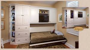 home office with murphy bed. Office Murphy Bed Cabinets A Custom Showplace Wall Welcomes Guests Home With E
