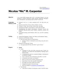 Master Carpenter Sample Resume Pleasing Picture Framer Resume Sample In Master Carpenter Sample 3