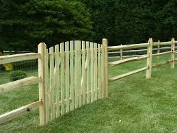 split rail wood fence gate. Split Rail Fences Are Typically Constructed Of Wood And A Great Decorative Or Functional Addition To Your Property. They Popular Border Property Fence Gate E