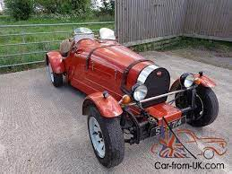 Check out all bugatti replica cars for sale at the best prices, with the cheapest car starting from £9,000. Bugatti Type 35 Replica