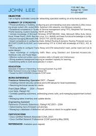 Entry Level Resume Template Inspiration Entry Level Resume Templates Resume Samples For Entry Level Jobs