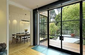 steel frame glass doors steel frame sliding glass doors stainless steel frame glass doors