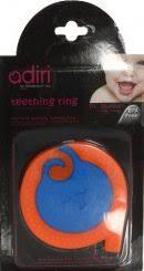 <b>ADIRI A Teething</b> Rings, голубой/оранжевый (AD021CO-4642H ...