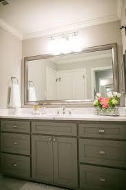 large bathroom mirror fell off the wall Bathroom Mirrors
