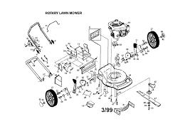 Frigidaire rotary mower parts model pp55y22cha sears partsdirect rh searspartsdirect honda small engine parts manual