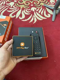 Đầu Mạng FPT PLAY BOX 2020 mã T550. Chạy HĐH Android 10 mới nhất | Smart  Tivi - Android Tivi