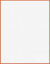 Word Graph Template Drafting Paper Template Word Free Graph To Print Templates
