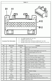stereo wiring diagram for 2006 chevy silverado the wiring 2005 silverado radio wiring diagram diagrams