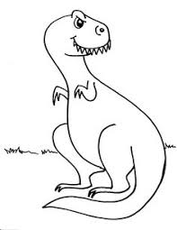 Small Picture Free Printable Dinosaur Crafts Free Printable dinosaur coloring