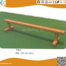 Wooden Bridge Game Custom China Outdoor Wooden Bridge Game For Children China Wooden Bridge