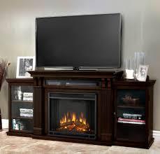 67 calie entertainment center electric fireplace