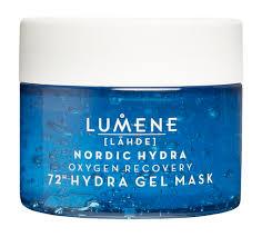 Lumene [Lähde] Nordic Hydra Oxygen Recovery 72h Hydra Gel ...