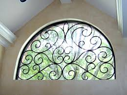 wrought iron window inserts faux shutters decorative boxes