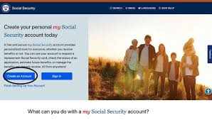 We did not find results for: How To Set Up An Online Social Security Account