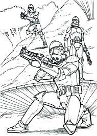 Star Wars Clone Trooper Coloring Pages Starscarletinfo