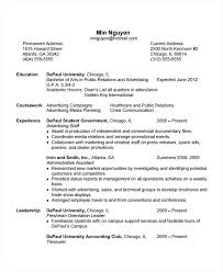 Importance Of A Resume Flight Attendant Resume Objective